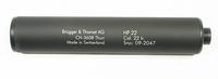 Brügger & Thomet HP 22 .22LR äänenvaimentaja