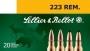 223Rem FMJ 3,6g/55gr 140ptr Sellier & Bellot