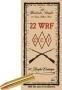 22 WRF (Winchester Rimfire) 45gr 50ptr CCI