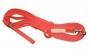 Niggeloch 10m koiran punainen talutushihna